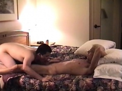 Young Amateurs Markie and Junior Fucking