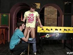 She discover teen gay boys secret