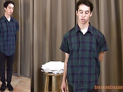 19! Daniel's First-Ever Spanking