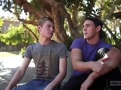 Josh Brady and Garrett Graves