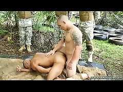 Big ass twink anal gay sex Jungle ravage fest