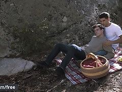 Men.com - Noah Jones Vadim Black - Twink Peaks Part 1