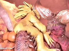 great jagras and the knotty nergy