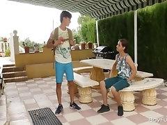 Jake and Maxie