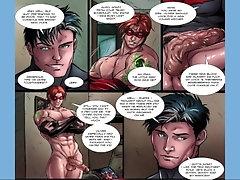 Yaoi Henta Gay - Animated Comic