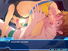 SLEEPOVER  Kano and Hideaki Doing Sixty-Nine