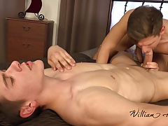 Andrej and Rosta fuck session
